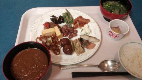 3日目朝食(バイキング)