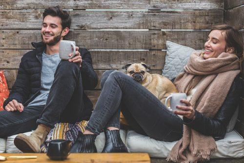 家族や友人、恋人との時間を大切にする「ヒュッゲ」