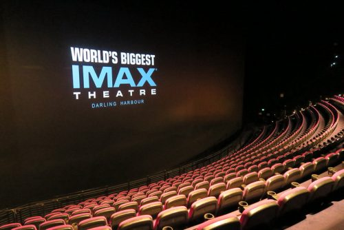 IMAXシドニー