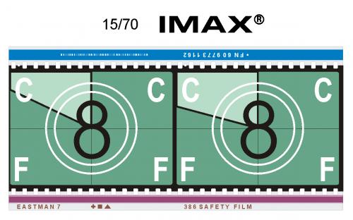 IMAXフィルム