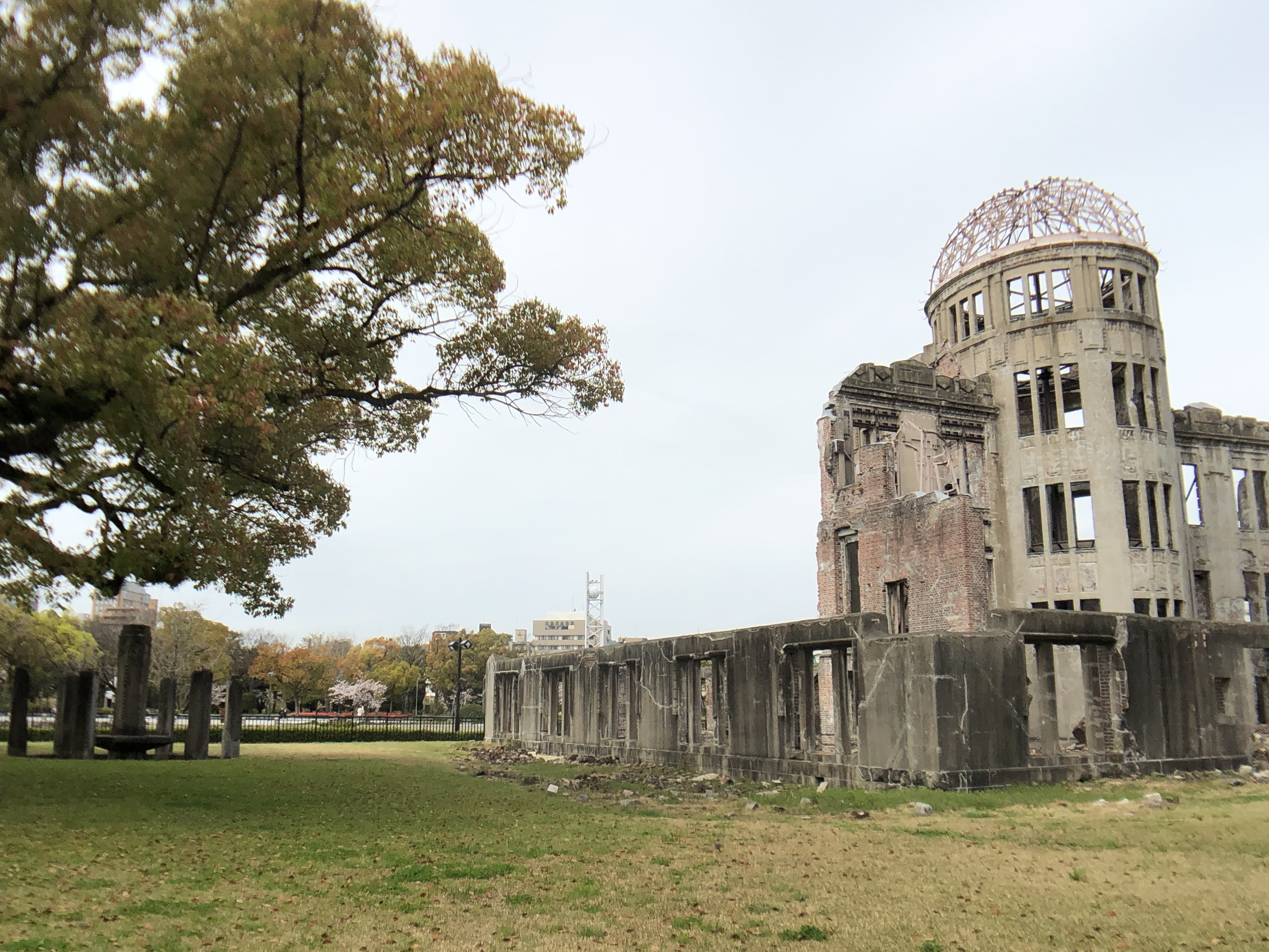 【写真③:原爆ドーム】