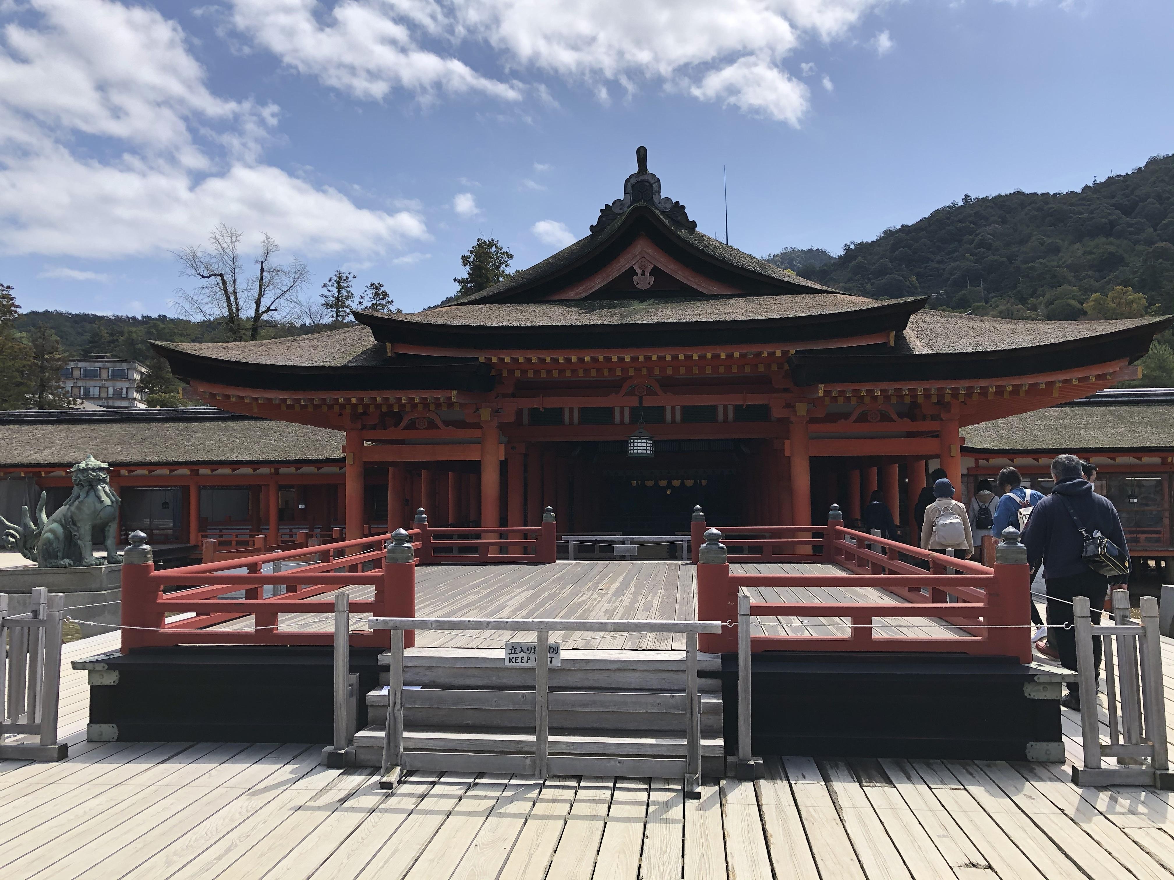 【厳島神社】