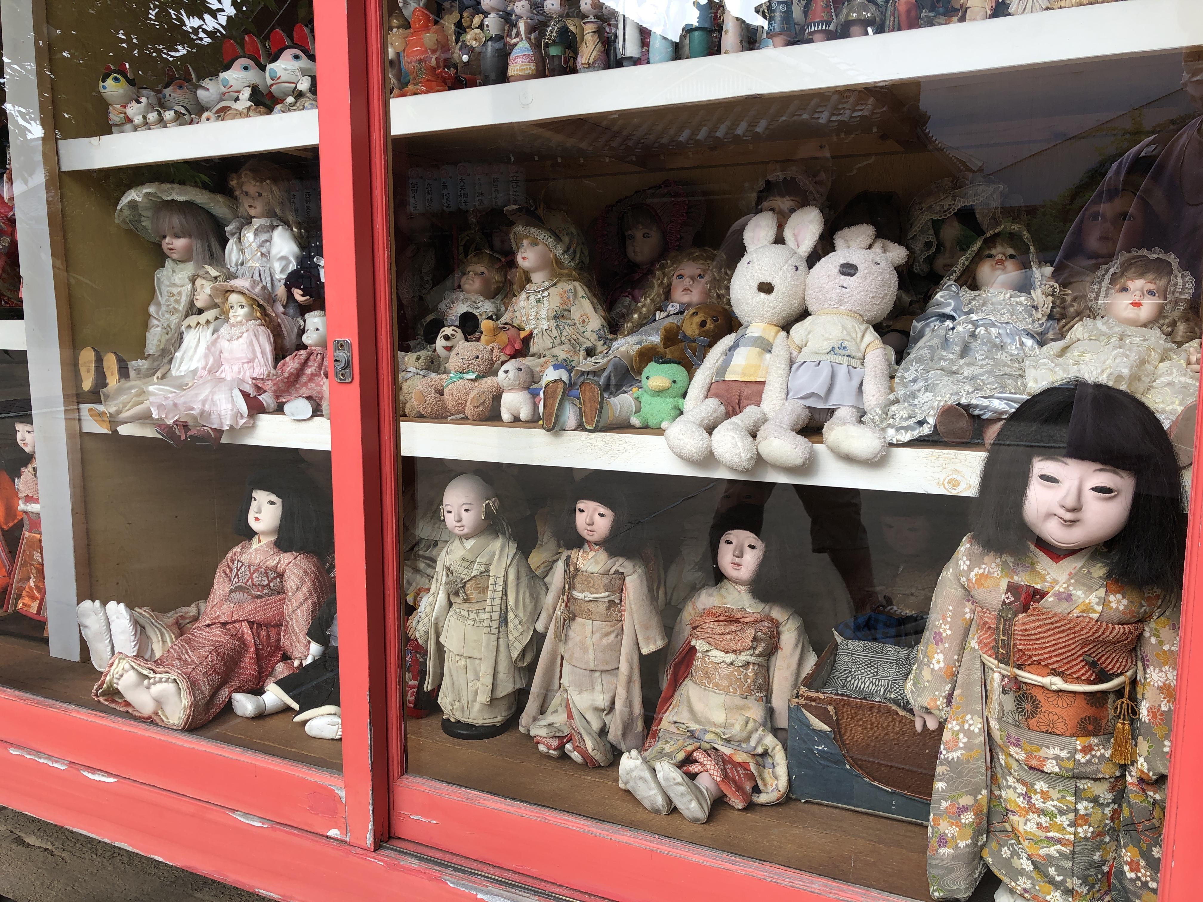 【日本人形】