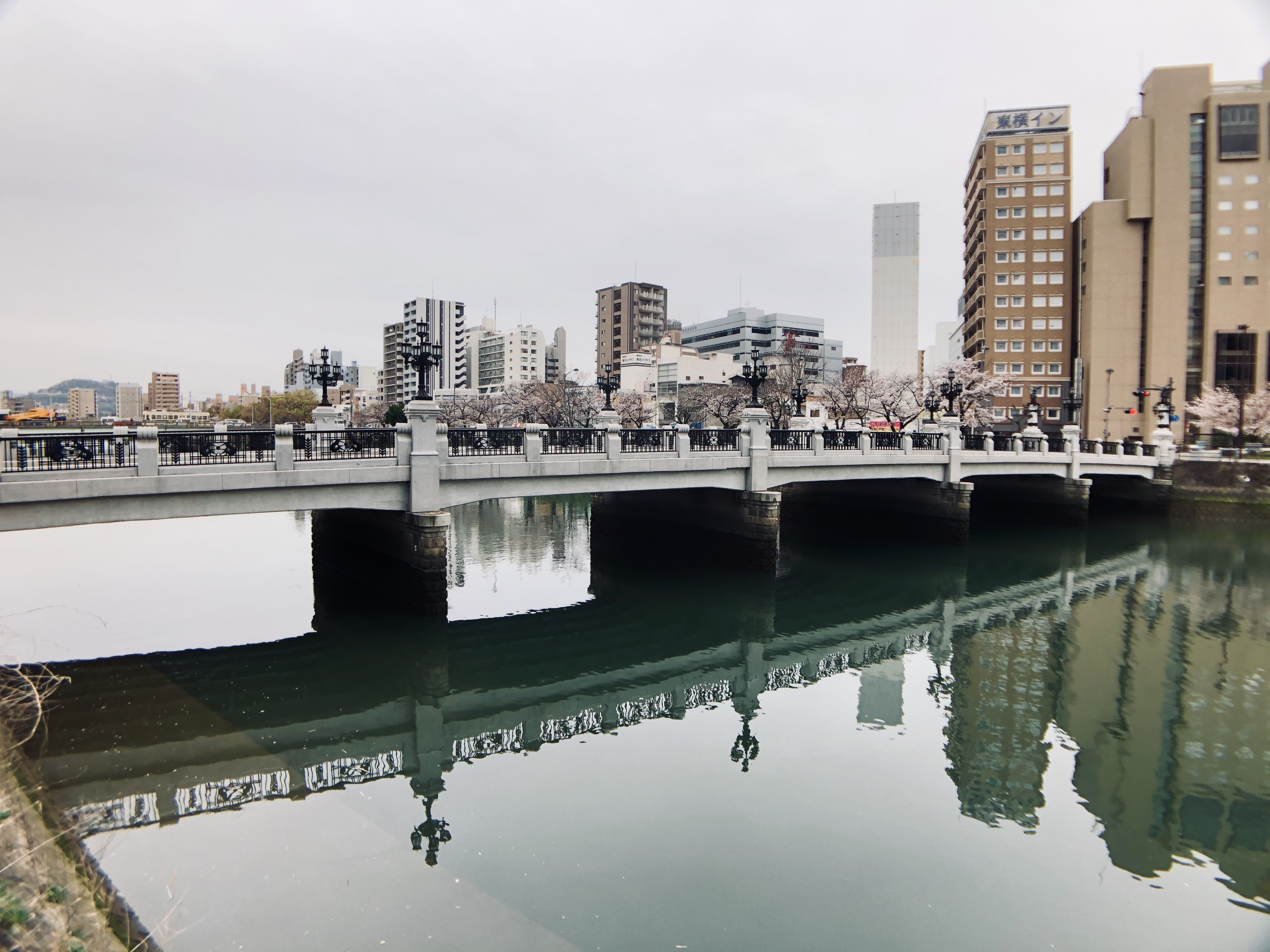 【猿猴橋全景】