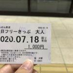 【1日乗車券】