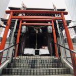 【稲生神社全景】